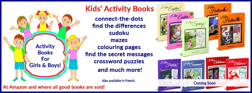 activity books web page banner eng
